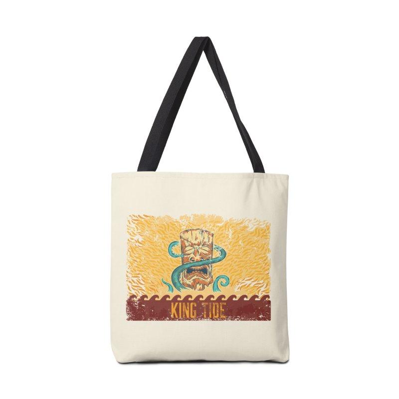 King Tide Accessories Tote Bag Bag by Zerostreet's Artist Shop