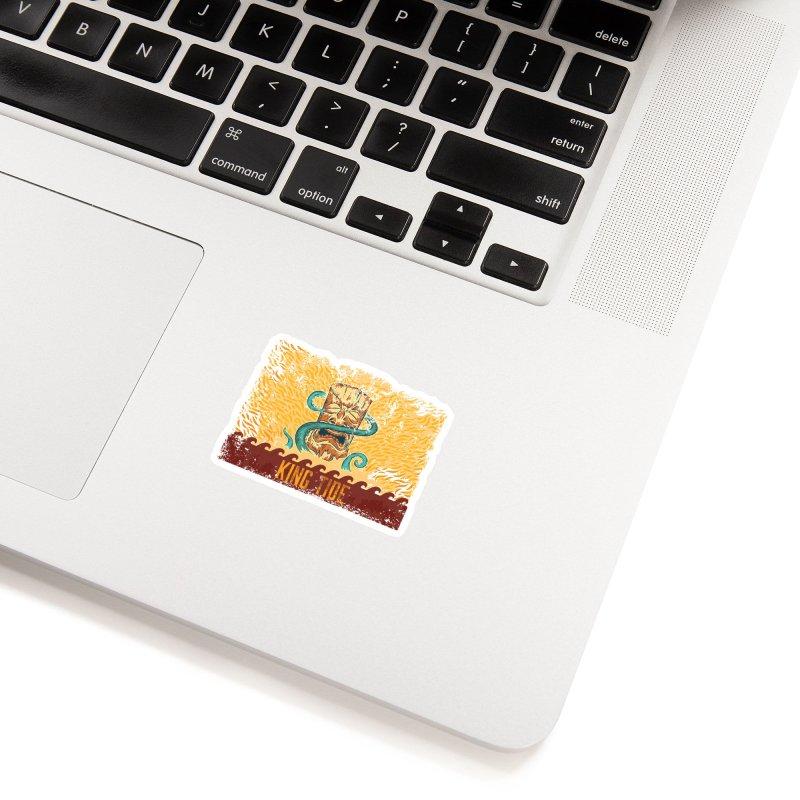 King Tide Accessories Sticker by Zerostreet's Artist Shop