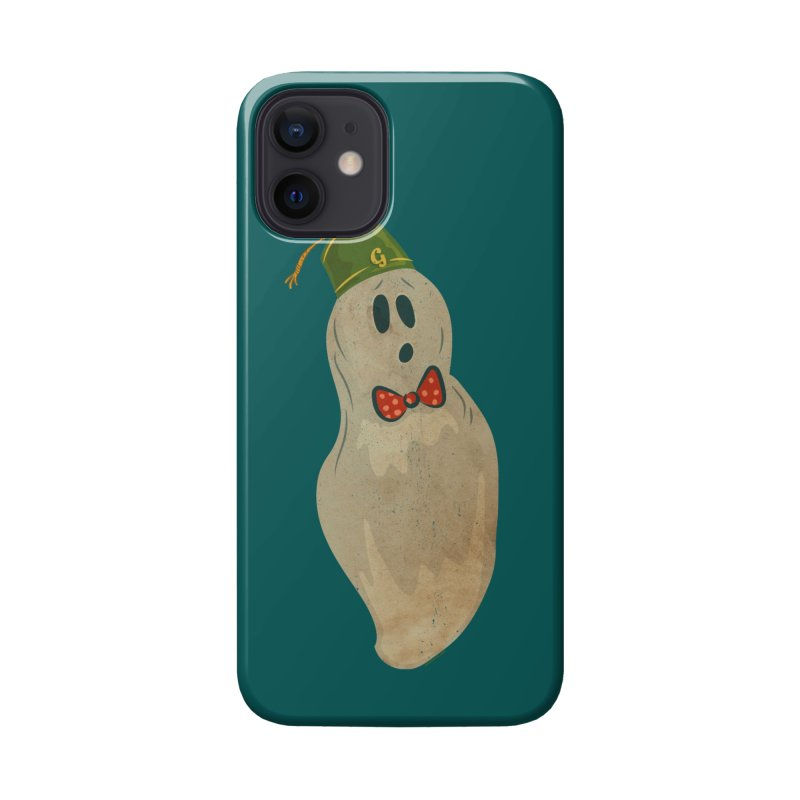Gus The Ghost Accessories Phone Case by Zerostreet's Artist Shop