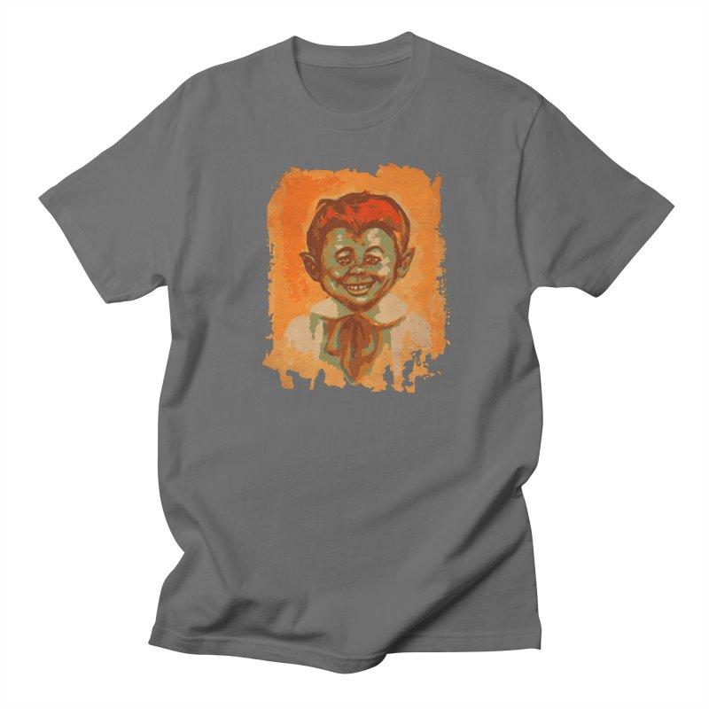 Eddie Neuman Men's T-Shirt by Zerostreet's Artist Shop