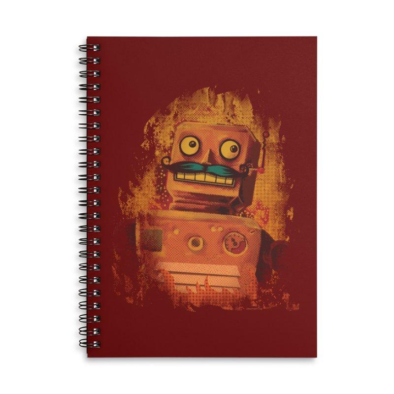 Smelting Day! Accessories Notebook by Zerostreet's Artist Shop