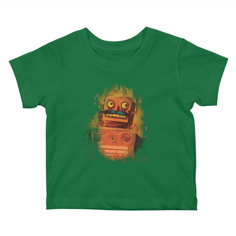 Smelting Day! Kids Baby T-Shirt by Zerostreet's Artist Shop