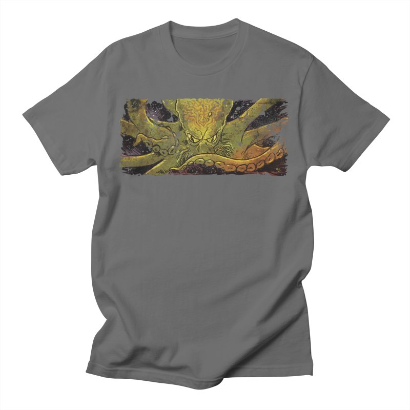 Kraken Rising Men's T-Shirt by Zerostreet's Artist Shop