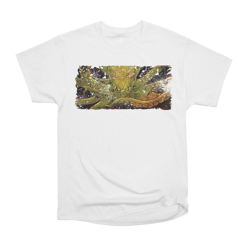Kraken Rising Women's T-Shirt by Zerostreet's Artist Shop