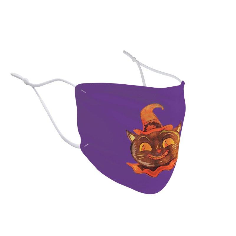 Clown Cat Accessories Face Mask by Zerostreet's Artist Shop