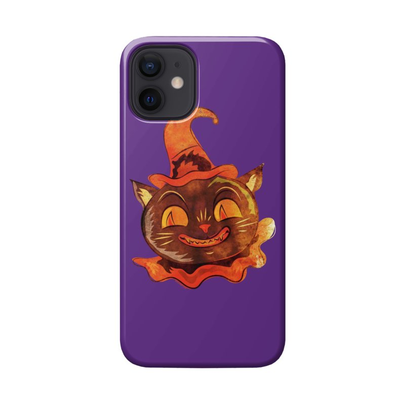 Clown Cat Accessories Phone Case by Zerostreet's Artist Shop