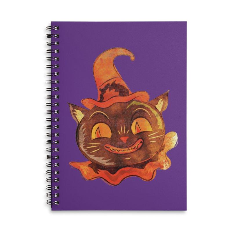 Clown Cat Accessories Notebook by Zerostreet's Artist Shop