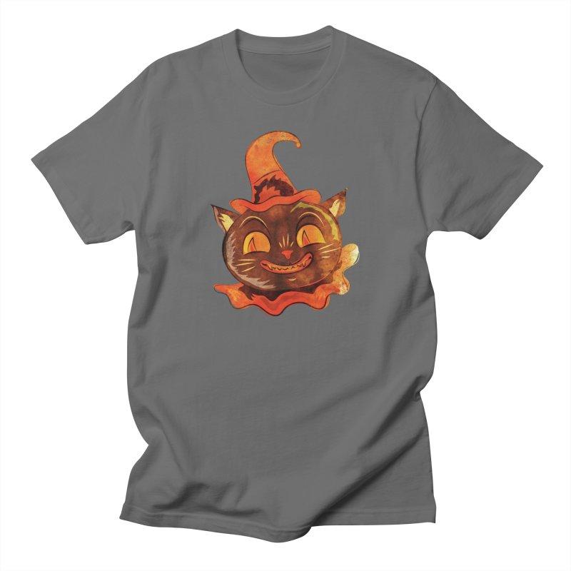 Clown Cat Men's T-Shirt by Zerostreet's Artist Shop