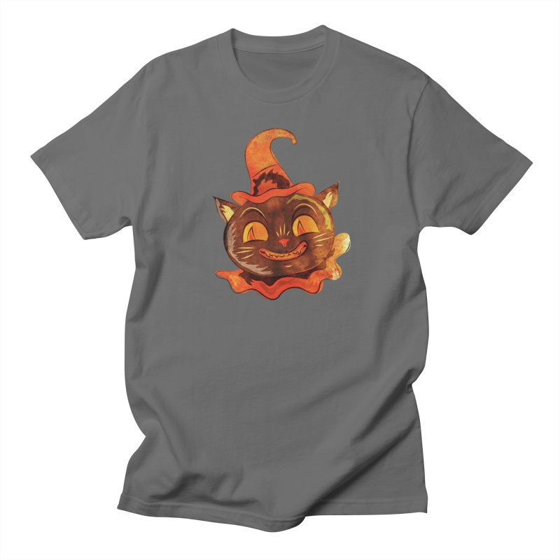 Clown Cat Men's T-Shirt by Zerostreet's Artist Shop