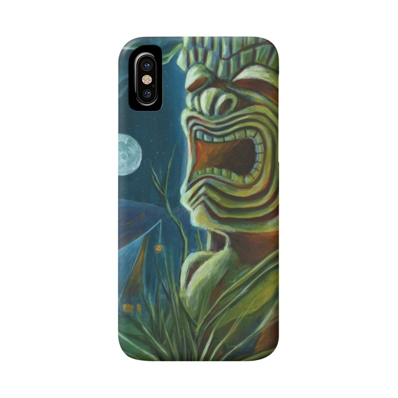 Iluminated KU Phone case Accessories Phone Case by Zerostreet's Artist Shop