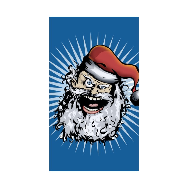 Pissed Santa Phone Case None  by Zerostreet's Artist Shop