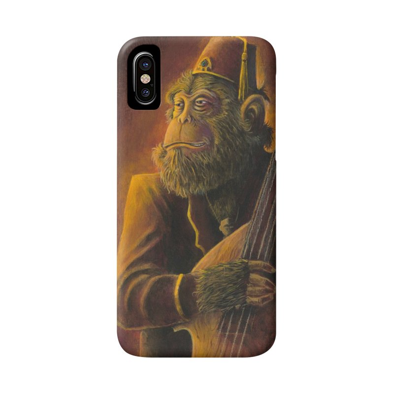Frankie Phone Case Accessories Phone Case by Zerostreet's Artist Shop
