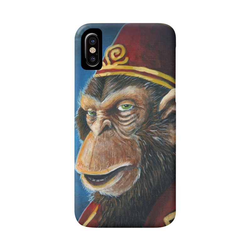 Uncle Max Phone Case Accessories Phone Case by Zerostreet's Artist Shop