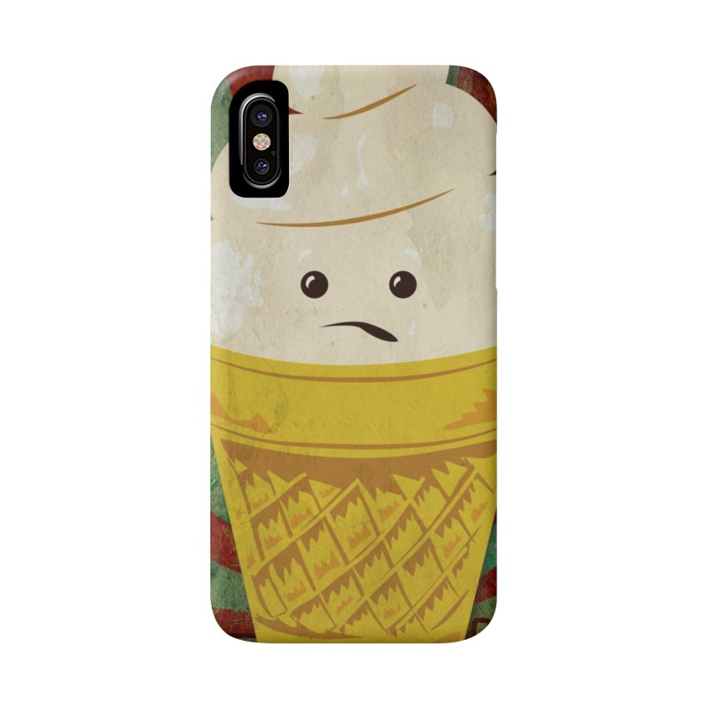Ice Cream Phone Case Accessories Phone Case by Zerostreet's Artist Shop