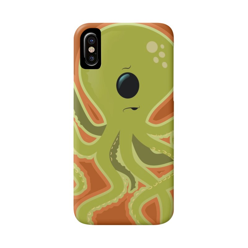 Cycloctopus Phone Case Accessories Phone Case by Zerostreet's Artist Shop