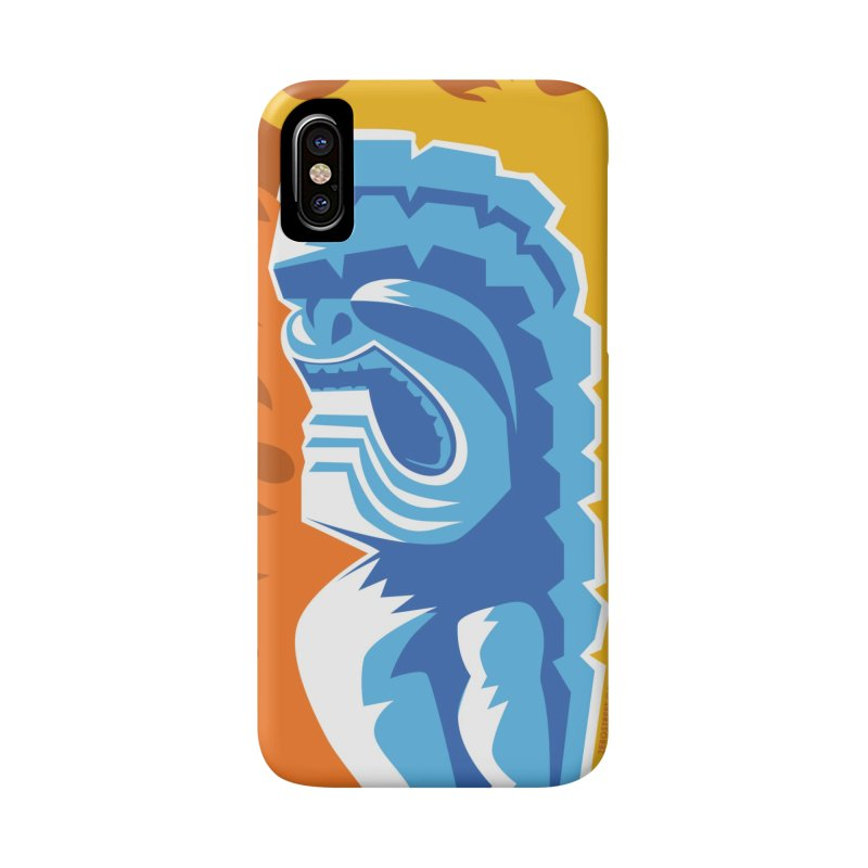 Ku In Flames Phone Case Accessories Phone Case by Zerostreet's Artist Shop
