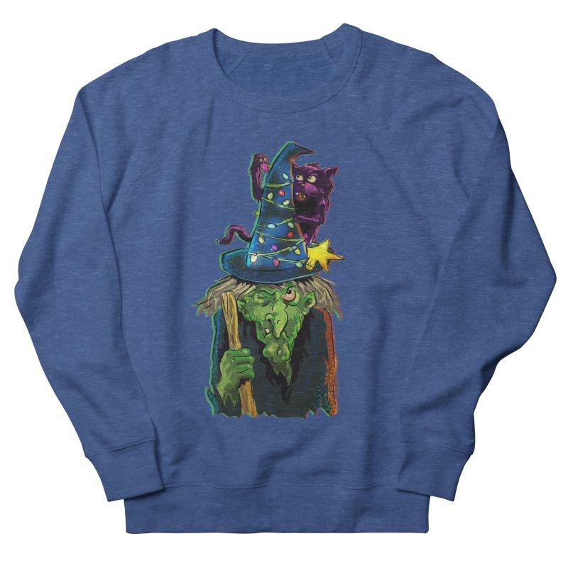 Witchmas Men's Sweatshirt by Zerostreet's Artist Shop