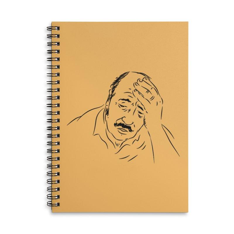 Current Mood Accessories Notebook by Zerostreet's Artist Shop