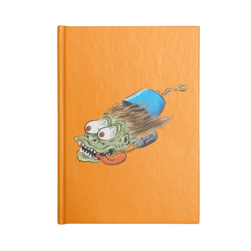 FEZZY Accessories Notebook by Zerostreet's Artist Shop