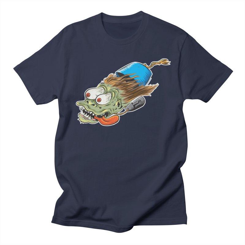 FEZZY Men's T-shirt by Zerostreet's Artist Shop
