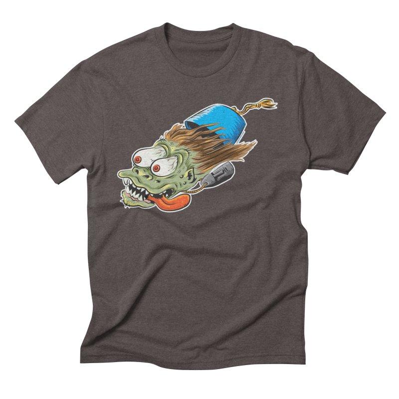FEZZY Men's Triblend T-Shirt by Zerostreet's Artist Shop