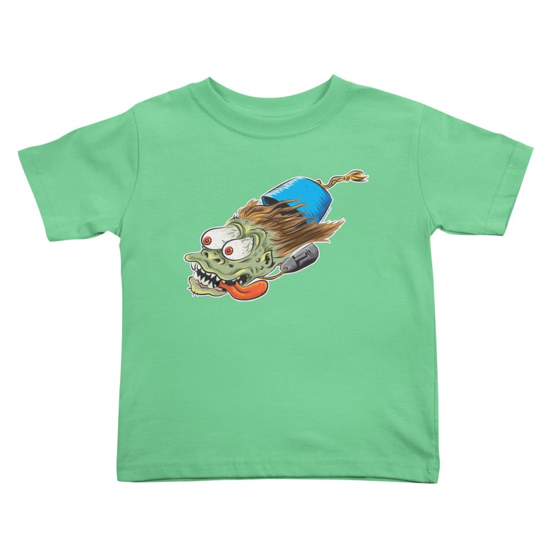 FEZZY Kids Toddler T-Shirt by Zerostreet's Artist Shop