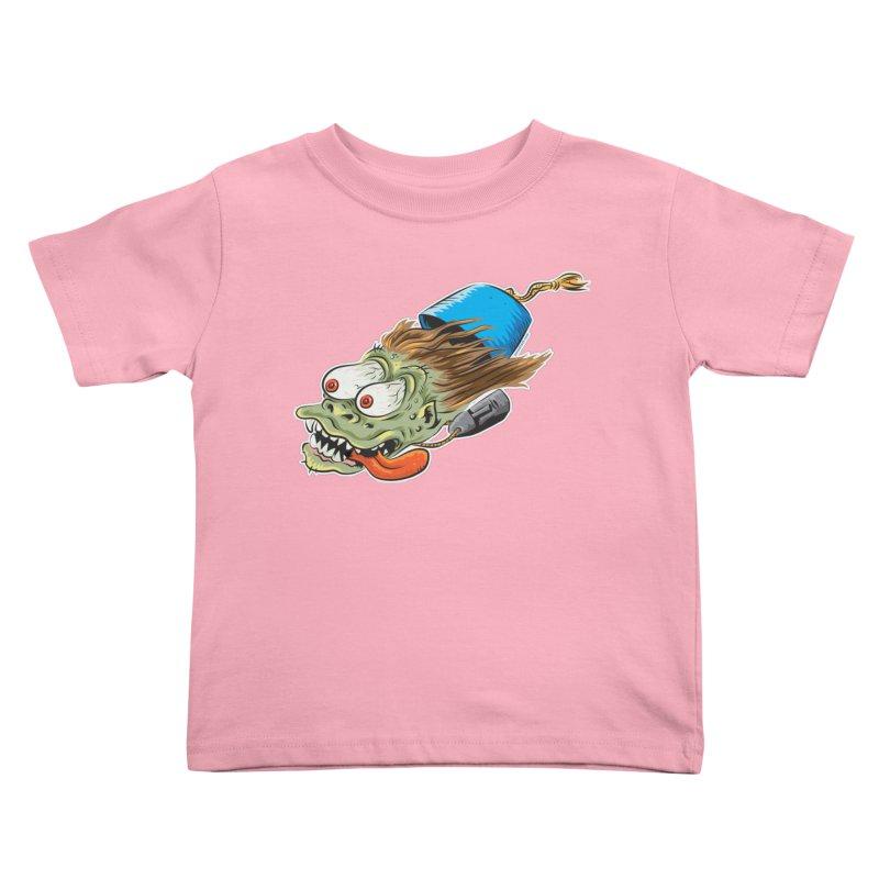 FEZZY Kids Toddler T-Shirt by Zerostreet's Artist Shop