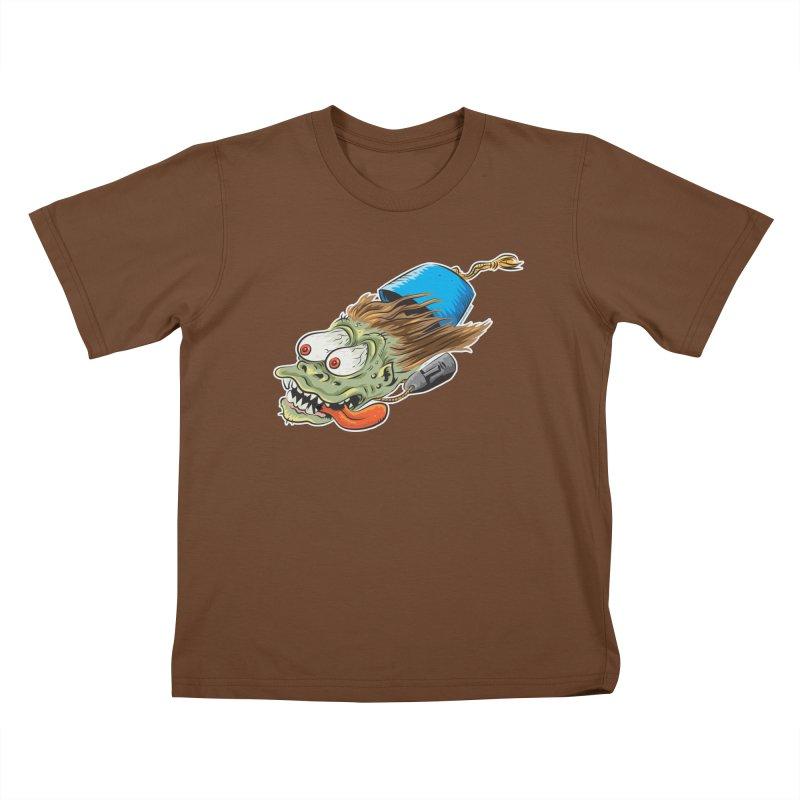 FEZZY Kids T-shirt by Zerostreet's Artist Shop
