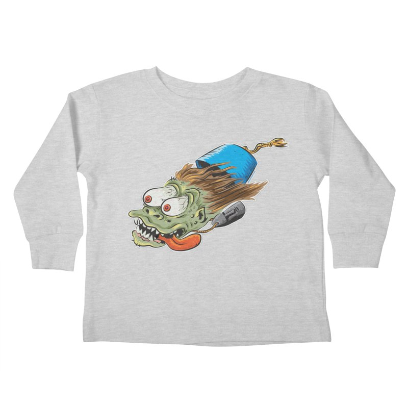 FEZZY Kids Toddler Longsleeve T-Shirt by Zerostreet's Artist Shop