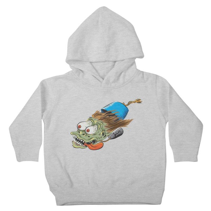 FEZZY Kids Toddler Pullover Hoody by Zerostreet's Artist Shop