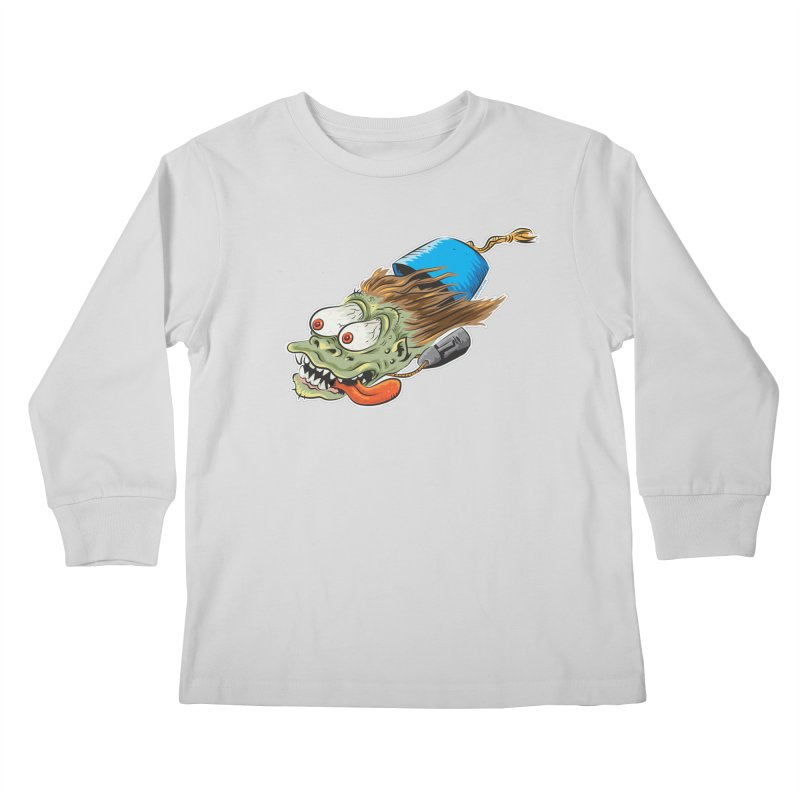 FEZZY Kids Longsleeve T-Shirt by Zerostreet's Artist Shop
