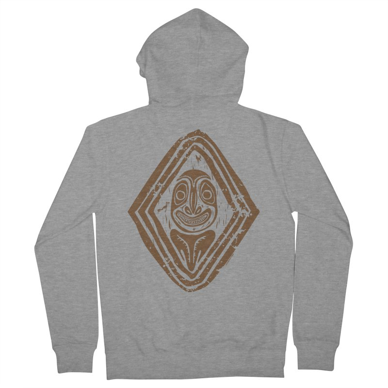 Smiling PNG Women's Zip-Up Hoody by Zerostreet's Artist Shop