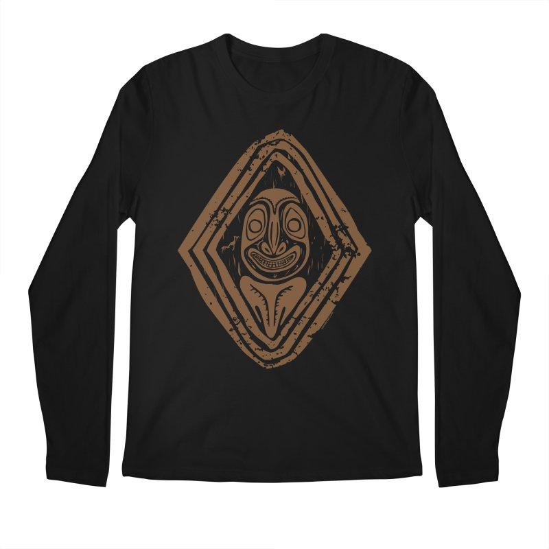 Smiling PNG Men's Longsleeve T-Shirt by Zerostreet's Artist Shop