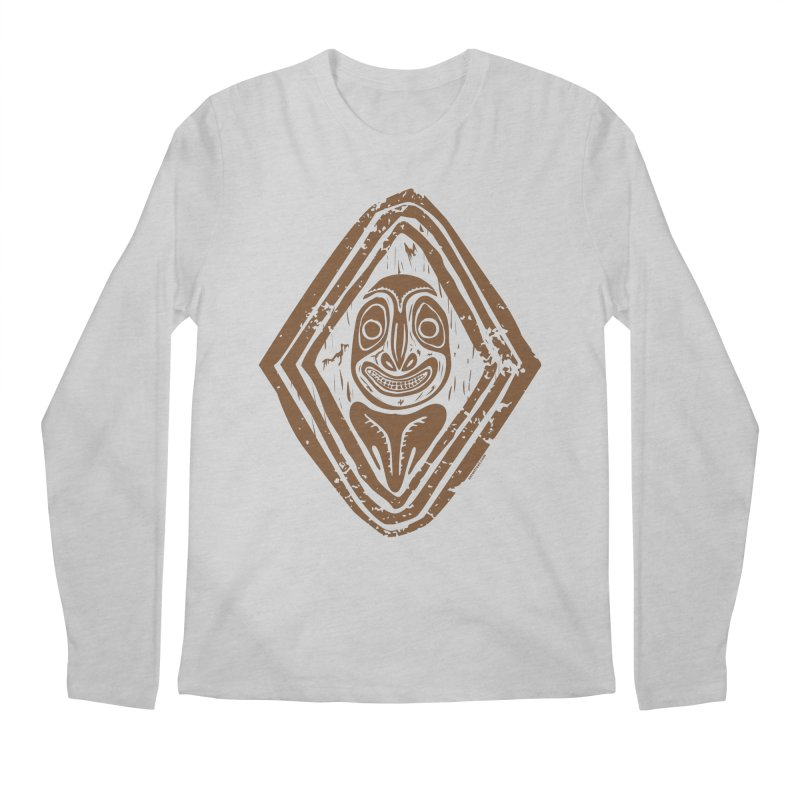 Smiling PNG Men's Longsleeve T-Shirt by Zerostreet's Artist Shop