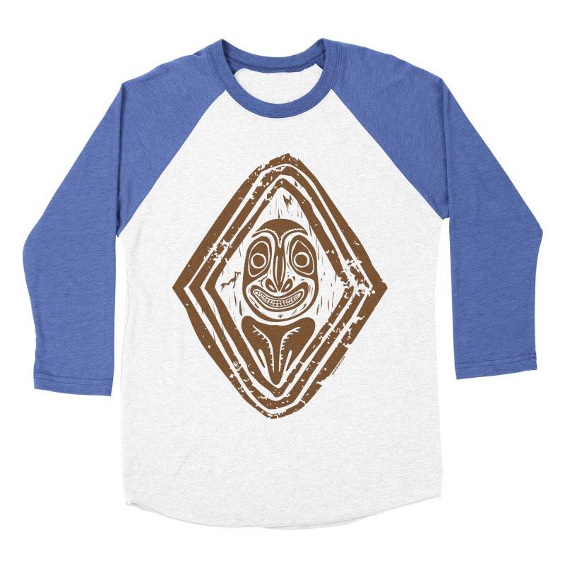Smiling PNG Women's Baseball Triblend T-Shirt by Zerostreet's Artist Shop