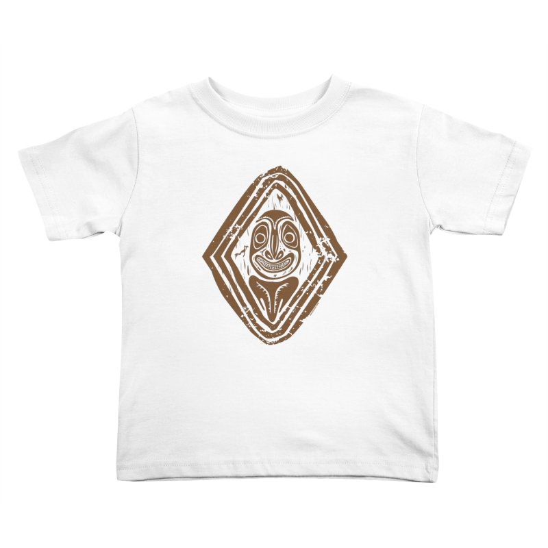Smiling PNG Kids Toddler T-Shirt by Zerostreet's Artist Shop