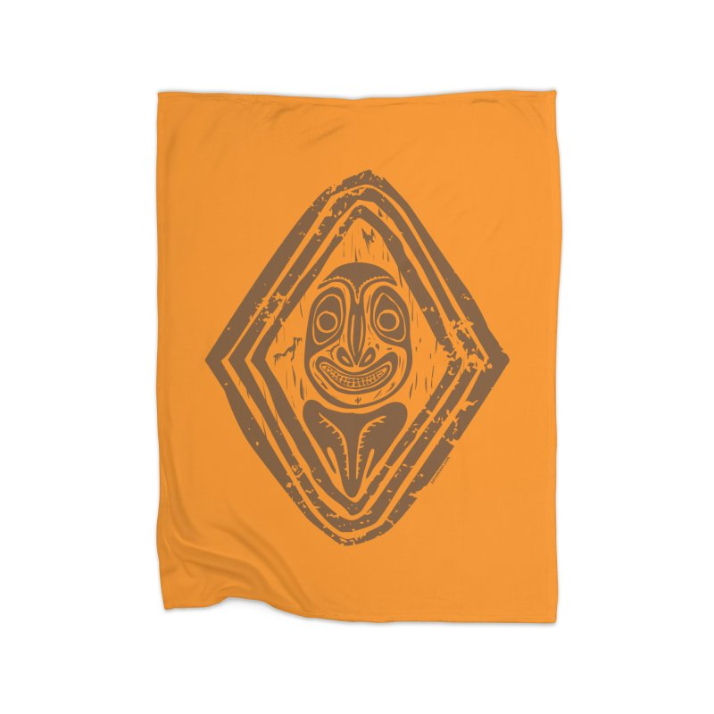 Smiling PNG Home Fleece Blanket by Zerostreet's Artist Shop
