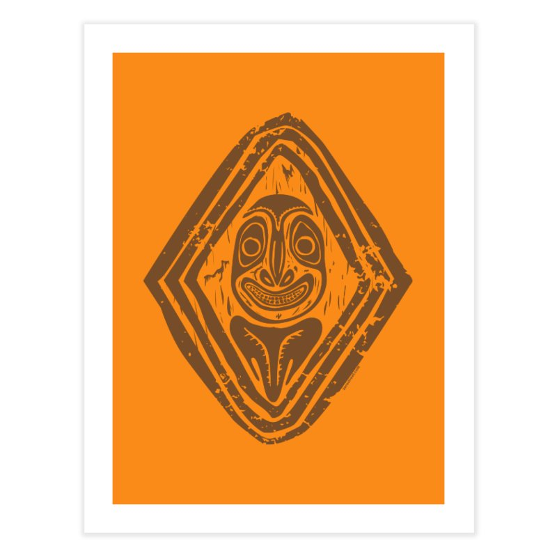 Smiling PNG Home Fine Art Print by Zerostreet's Artist Shop