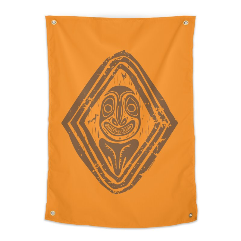 Smiling PNG Home Tapestry by Zerostreet's Artist Shop