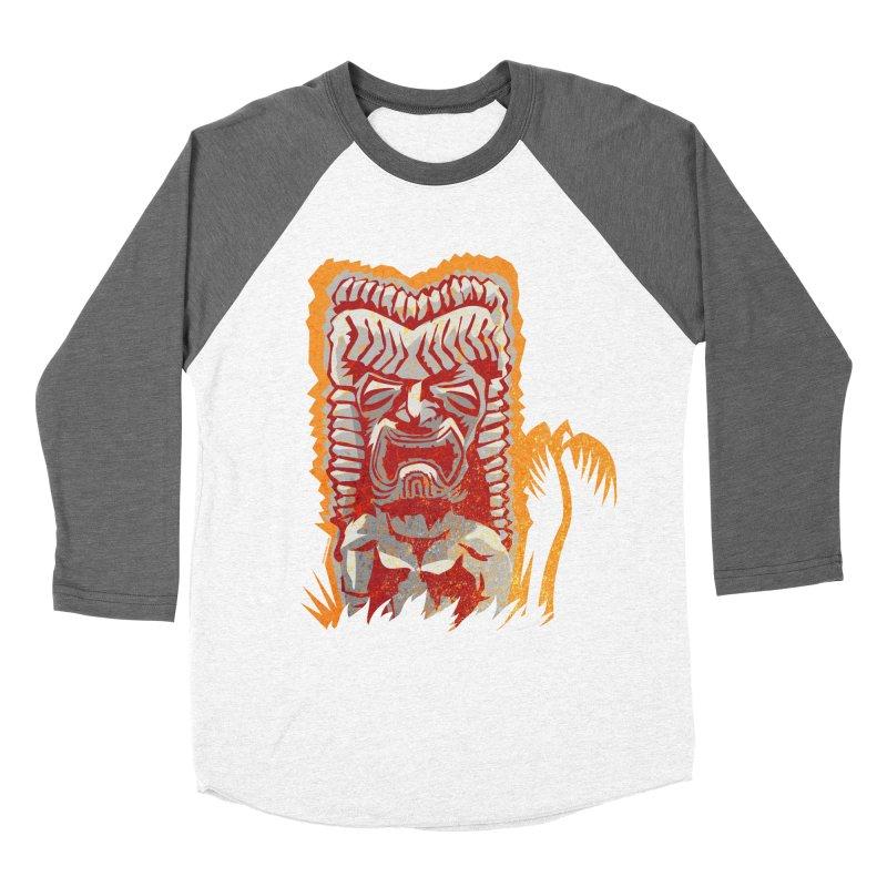 Ku #4 Women's Baseball Triblend T-Shirt by Zerostreet's Artist Shop