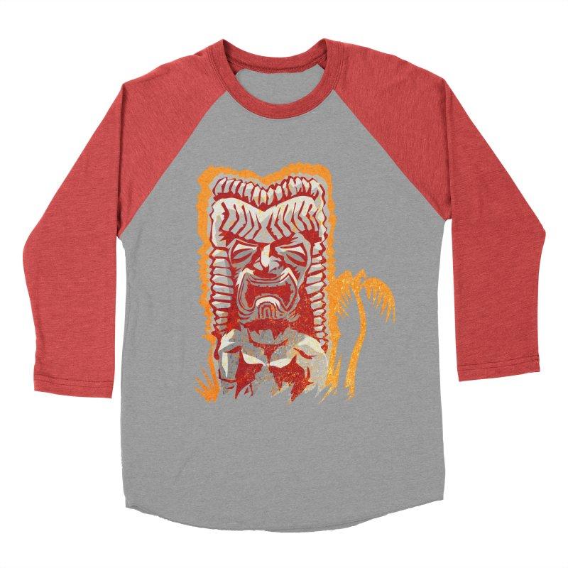 Ku #4 Men's Baseball Triblend T-Shirt by Zerostreet's Artist Shop