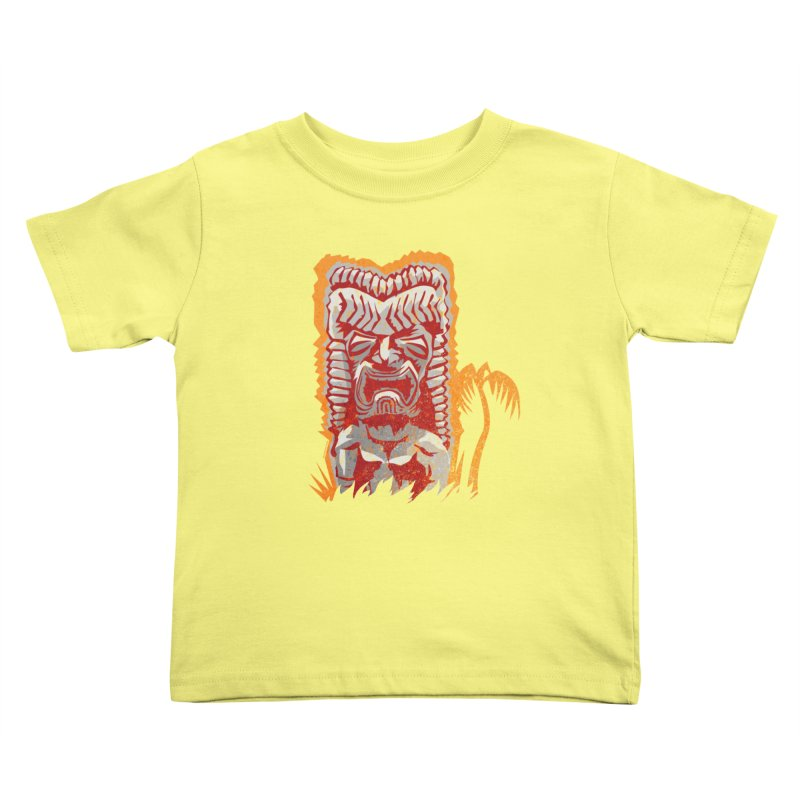Ku #4 Kids Toddler T-Shirt by Zerostreet's Artist Shop