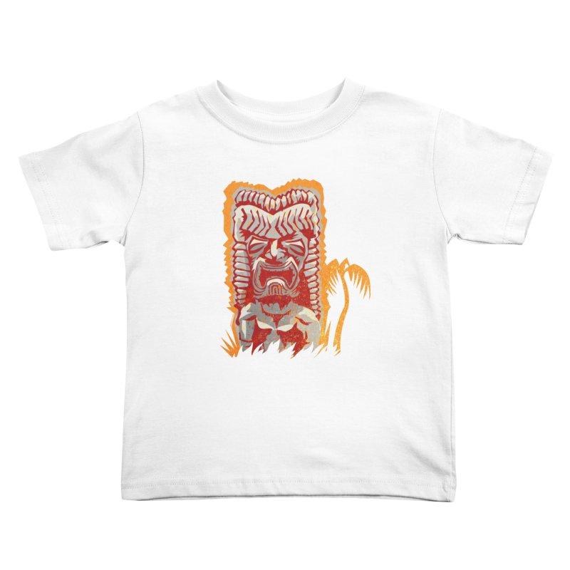 Ku #4 Kids Toddler T-Shirt by Zerostreet's Artist Shop