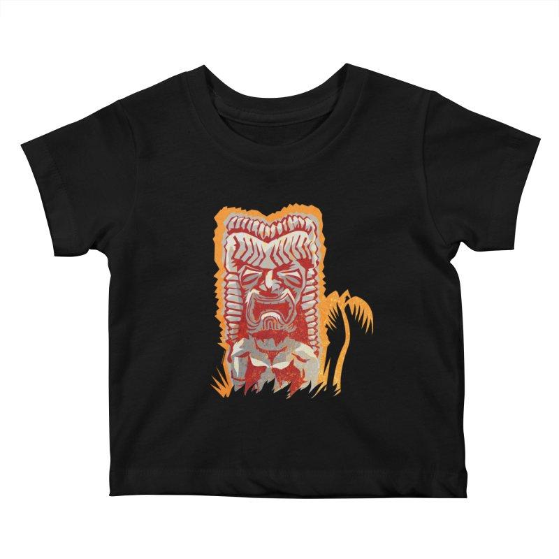 Ku #4 Kids Baby T-Shirt by Zerostreet's Artist Shop
