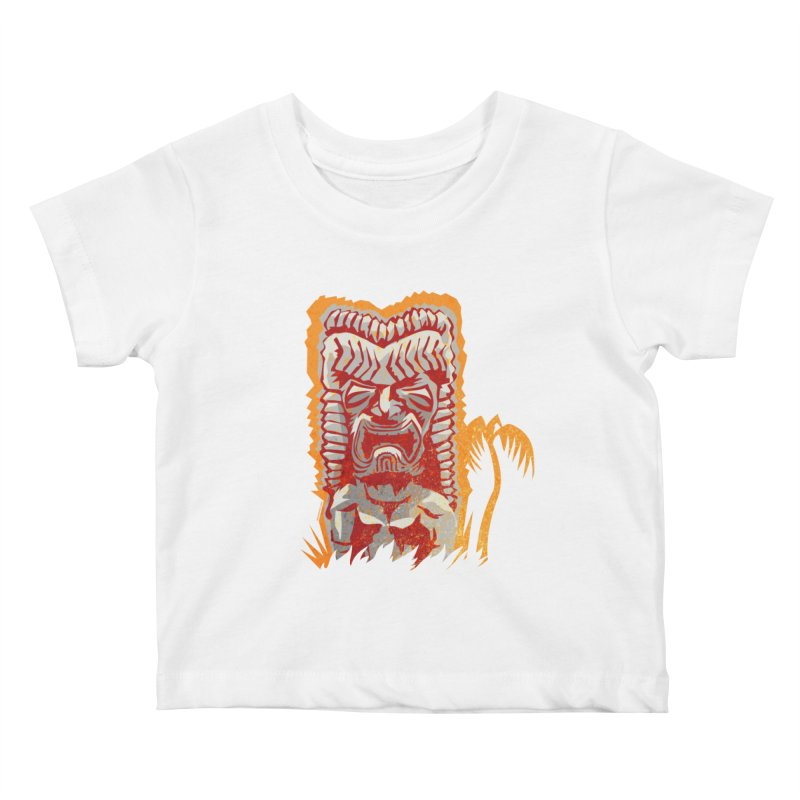 Ku #4 Kids Baby T-Shirt by Zerostreet's Artist Shop