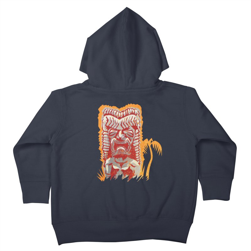 Ku #4 Kids Toddler Zip-Up Hoody by Zerostreet's Artist Shop