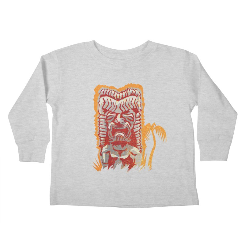 Ku #4 Kids Toddler Longsleeve T-Shirt by Zerostreet's Artist Shop