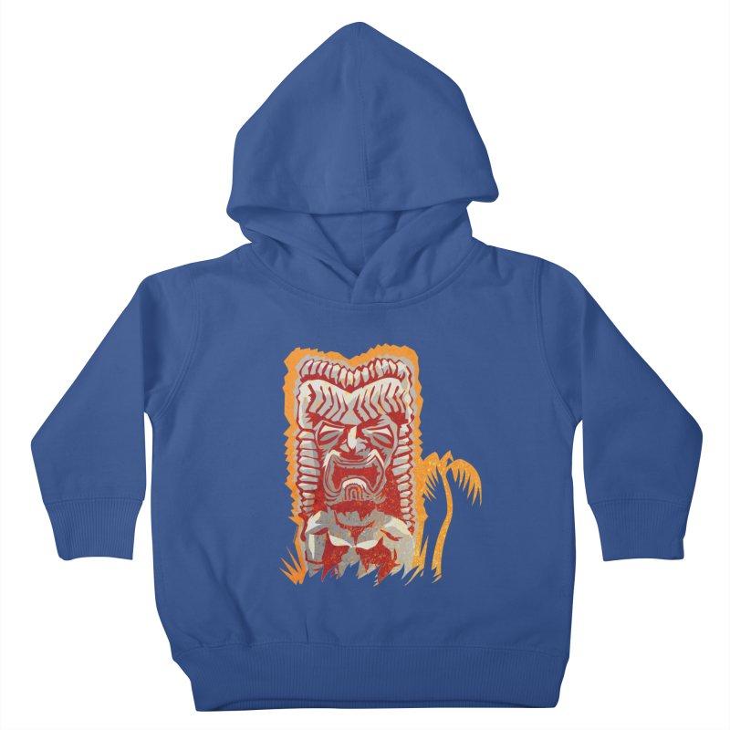 Ku #4 Kids Toddler Pullover Hoody by Zerostreet's Artist Shop