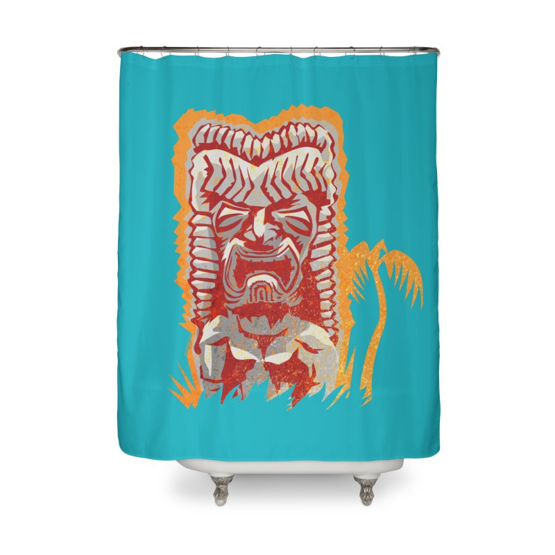 Ku #4 Home Shower Curtain by Zerostreet's Artist Shop