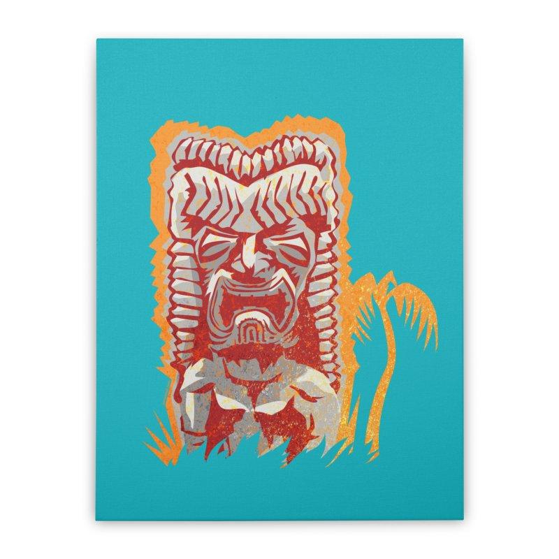 Ku #4 Home Stretched Canvas by Zerostreet's Artist Shop